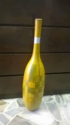 Vaso de Poliresina  70cm.